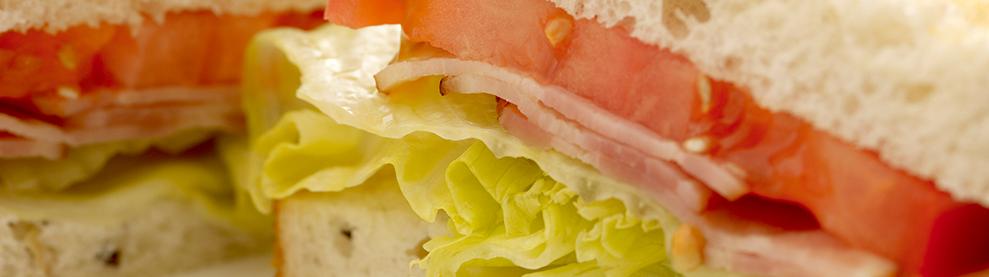 サンドイッチの由来